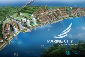 MARINE CITY VŨNG TÀU