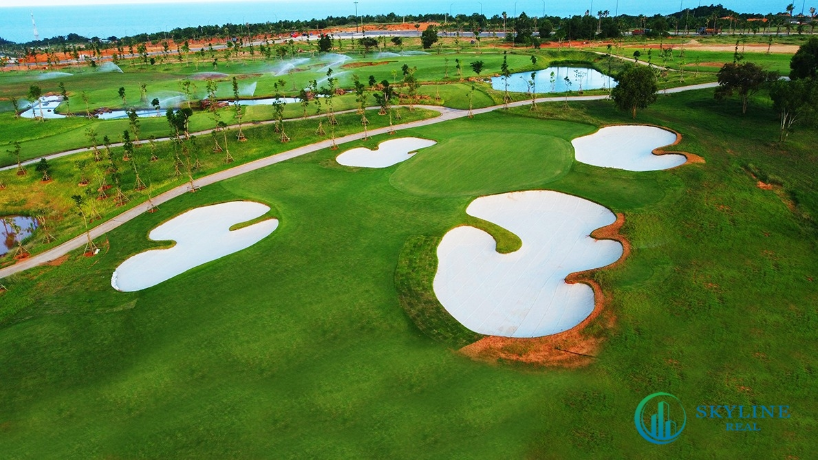 Sân Golf PGA Garden NovaWorld Phan Thiết dự kiến sẽ khai trương trong quý IV năm nay