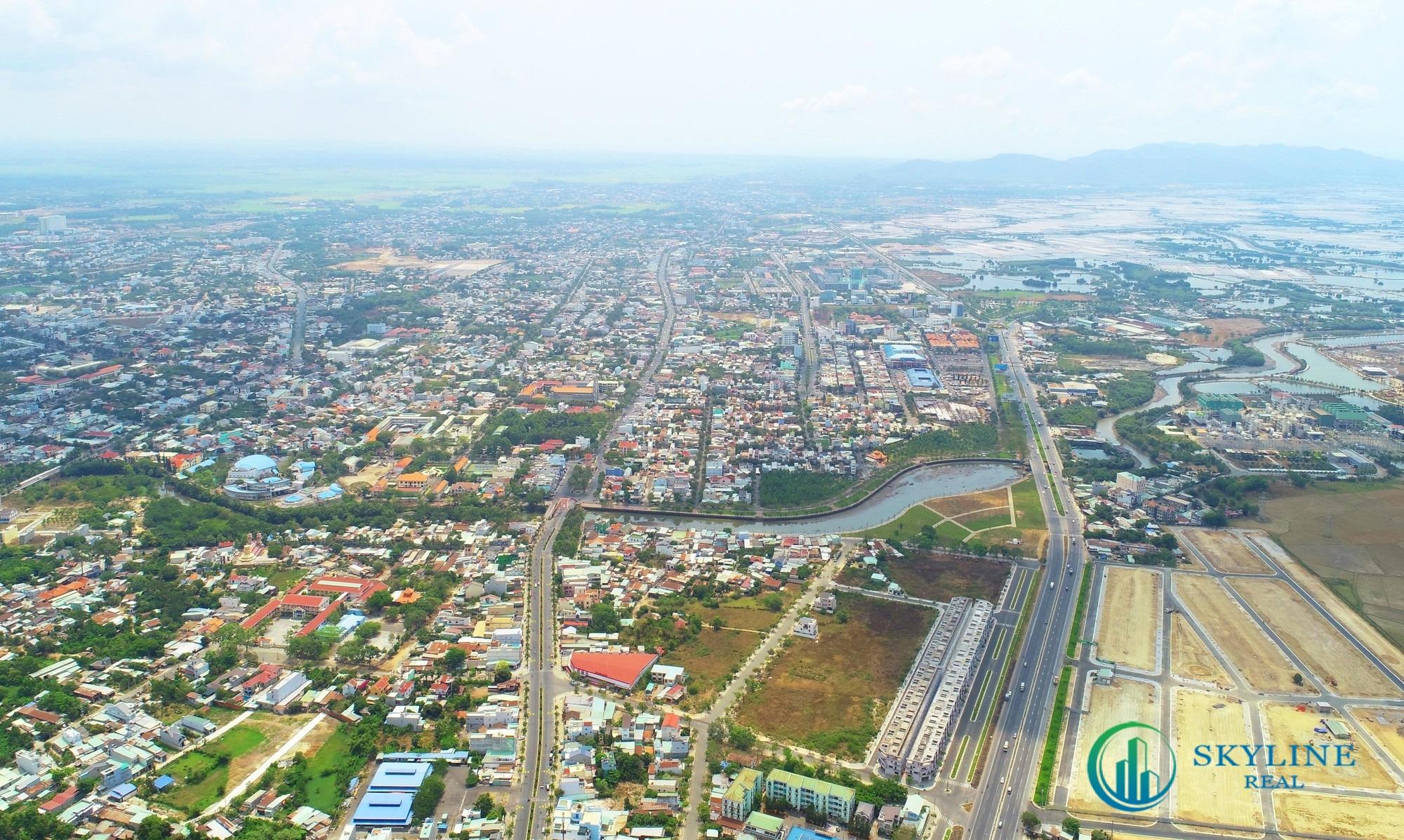 Thị trường vùng ven TP.HCM nhiều tiềm năng nhờ hạ tầng phát triển