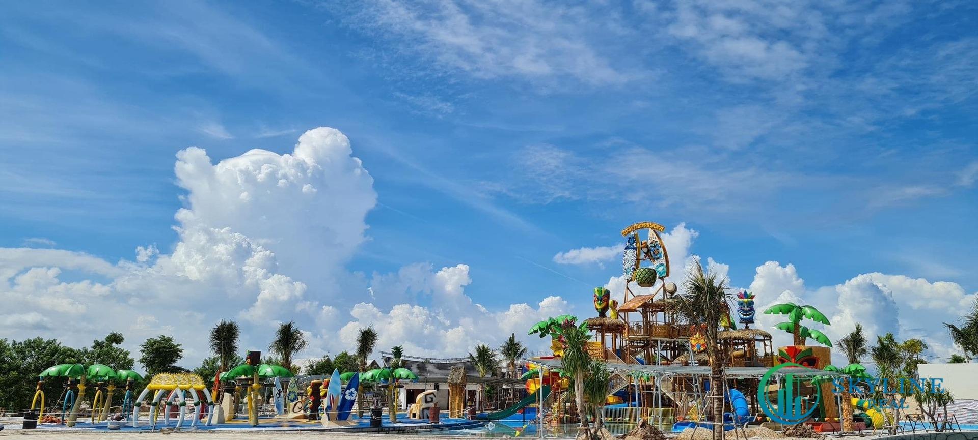 Tropicana Park hứa hẹn mang đến trải nghiệm đa dạng cho du khách qua những trò chơi hấp dẫn