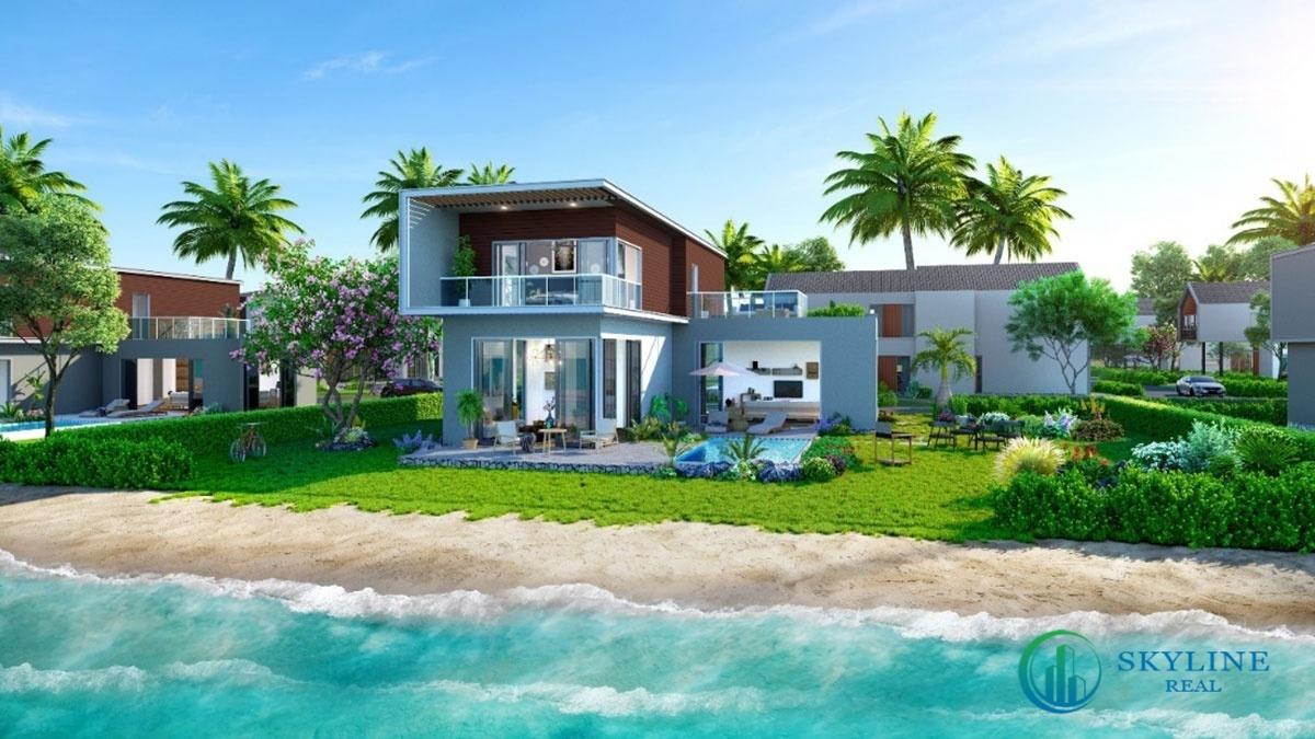 Những căn villa biển tại The Tropicana NovaWorld Ho Tram sở hữu tiềm năng đắc giá